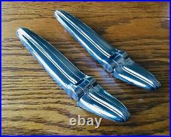 1935 1936 Chevrolet TRUNK HINGE SET vtg 1930s GM NORS deck lid LH RH