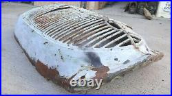 1937 Ford Truck GRILLE SHELL Original Pickup Panel