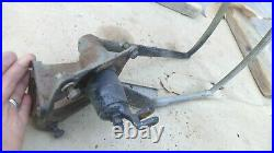 1939 Ford CLUTCH and BRAKE PEDAL Assembly Original coupe sedan pickup Juice