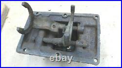 1939 Ford Transmission TOP / GEAR SHIFT HOUSING Original 3 FORK 3 speed Synchro
