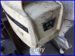 1970 Sears Ted Williams Vintage Outboard Motor 7.5HP AS IS Turns Over Prop Spins