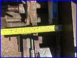 1HP 240v Hollow Chisel Morticer Floorstanding Vintage Metalclad Wadkin DM Rival