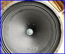 2 DEW Magnetfabrik Dortmund Alnico 12 inch Speakers Fullrange Klangfilm mint