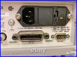 34401a HP Agilent Digital Multimeter 6.5 Digit DC For Benchtop & System Testing