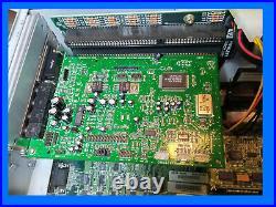 486SX HP Vectra VL2 4/33 Retro-Computer Vintage CF 512MB SB Vibra 16