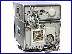 8551A/851A HP Spectrum Analyzer System Vintage 1960's Needs Repair As Is