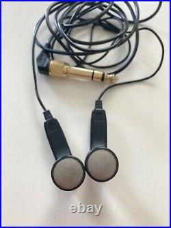Aiwa Hp-v88 Digital Monitor Stereo In-ear Headphones1988 Vintage
