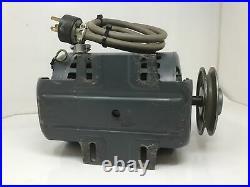 GE 3/4 HP 115 V Motor 1725 RPM Metal Lathe Craftsman Atlas Logan Southbend