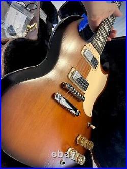 Gibson USA SG Special HP 2016 Satin Vintage sunburst mini humbuckers with hardcase