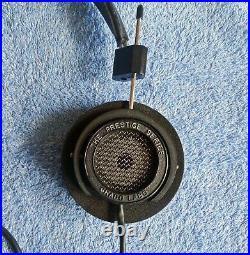Grado headphones hp1000 drivers vintage work but sold as is
