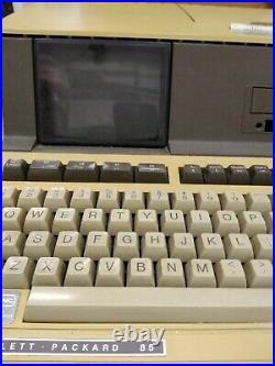 HP-85A Computer HP85A Vintage Hewlett Packard