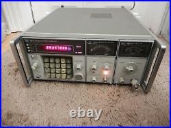 HP 8660 C Synthesized Signal Generator Vintage