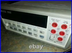 HP/Agilent 34401A 6 1/2 Digit Multimeter