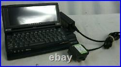 HP Jornada 720 handheld PC laptop Windows CE 3.0 206Mhz portable vintage
