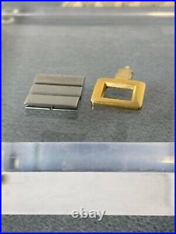 Hewlett Packard HP-01 LED calculator digital watch Stylus Band Links QR card