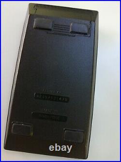 Hewlett Packard HP 34C Taschenrechner, Serie Spice, Accu & Charger 1981 Vintage