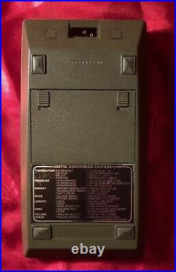 Hewlett-Packard HP 67 Programmable Calculator Classic Vintage Tested and Works