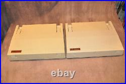 Hewlett Packard HP Portable Plus Vintage computers 45711E (2 units) AS-IS