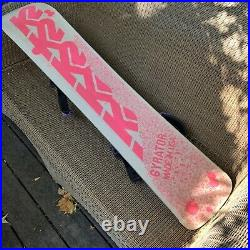 K2 Gyrator HP Snowboard With Kemper Bindings VTG 1988-89 Made in USA Rare