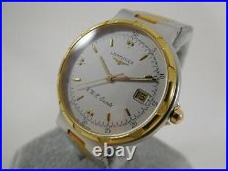 LONGINES CONQUEST V. H. P. Ref. 4976 Cal. L174.2 Swiss Vintage Watch & Box