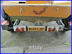 Marina Speedboat classic vintage style with great trailer, fenders, 4hp outboard