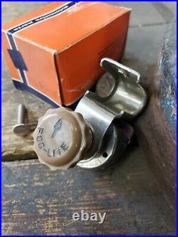 NOS 1930s 1940s 1950s Accessory Under Dash Fog Lite Light Switch Bomb