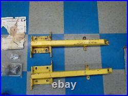 NOS 1967-1969 Camaro Vintage LAKEWOOD Traction Bars NIB NOVA Firebird 1970