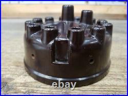 NOS Original 1930's Lincoln 12 Cylinder V12 Engine Distributor Cap Keen Kutter