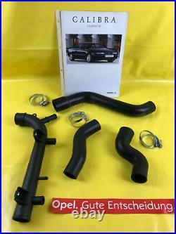 New Set Coolant Hose Vauxhall X20XEV Vectra A Calibra Astra For Omega B 2,0 16V