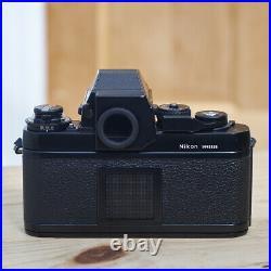 Nikon F3 35mm SLR Film Camera Near MINT condition Body Only Vintage Camera