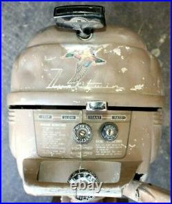 RARE ORIGINAL 1950's Vintage EVINRUDE DUCKTWIN 3 HP OUTBOARD BOAT MOTOR