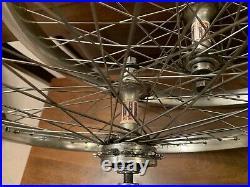 Rare Vintage 20 Peregrine HP-48s BMX Wheel Rim Revcore 48h Hubs