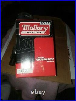 Rare Vintage Mallory Dual Point Distributor 348 409 Chevrolet #yc345 HP