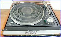 Rare Vintage Sony HP-511A Music Centre Record Vinyl Player Tuner & Speakers FWO