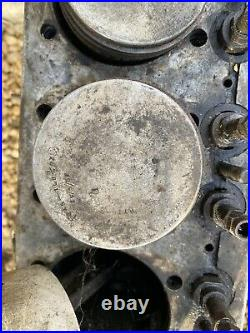 Small hp vintage Rolls Royce engine parts