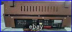 Sony HP-710 Record Player Stereo Music System RARE And Working