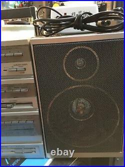 Telefunken radio vintage Boombox HP 800 HiFi