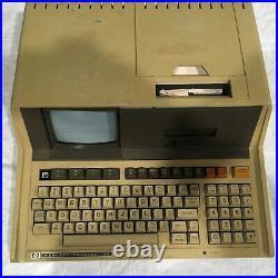 Two (2) Vintage Hewlett Packard Computers Model HP 85 Programable Calculators