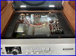 Ultra Rare Vintage Sony HP-460 Audiophile Stereo Phonograph System