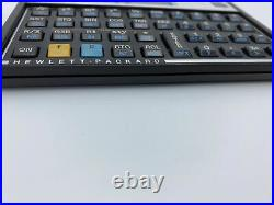 VINTAGE HEWLETT PACKARD HP-11C SCIENTIFIC CALCULATOR WithBATTS WORKS NO CASE USA