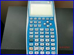 VINTAGE RARE BLUE HP-50g Graphing Calculator