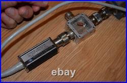 VTG HP 777D Dual Directional Coupler 11665B Modulator 11664A (x3) Detector As Is