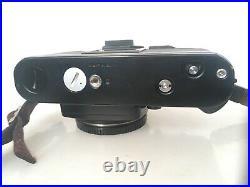 VTG NIKON F3 35mm SLR Film Camera Body+SPEEDLIGHT SB-12 FLASH+CASE Etc EX/NM