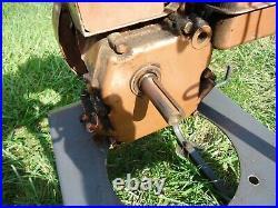 Vintage 1975 / 3.0 HP Briggs Engine / Model 80202 / Go Kart / Mini Bike
