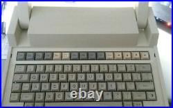 Vintage 1985 Laptop Computer HP 110+ Portable Plus -HP 45711E Working
