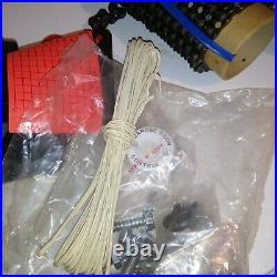 Vintage (2 lot) Stanley 1/4hp Garage Door Opener Chain Drive U-Install Installer