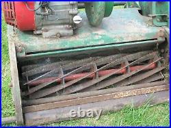Vintage 50/60s Ransomes Certes 20 inch Honda 4hp Lawn Mower in Essex