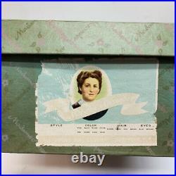 Vintage 50's Madame Alexander 16 Wendy Bride HP Doll in Box Margaret Face