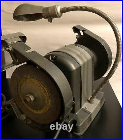 Vintage CRAFTSMAN Block Grinder 1/3 HP 6 115V 3450 Rpm 397.19580 Bench Grinder