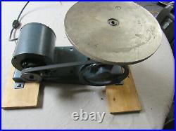 Vintage Cenco Presso-vac Model 90510 Vacuum Pump 1/4hp Dayton Motor 120 Volts